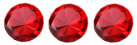 3 gems