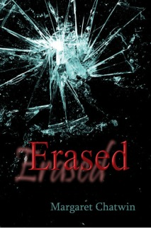 Erased book cover