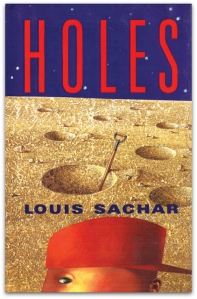 Holes-Book Cover
